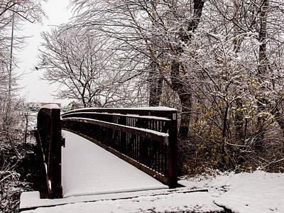 Photograph - Bridge To Grandma's House by Randy Sylvia