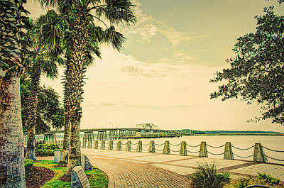 Photograph - Bridge To Ladys Island by Ches Black