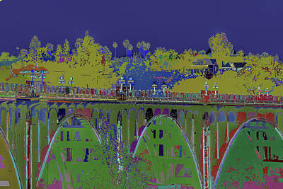 Photograph - Bridge To Life by Kenneth James
