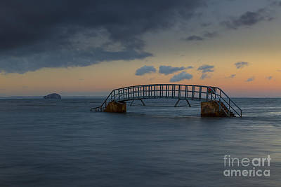 Scotland Photograph - Bridge To Nowhere by Neil Barr