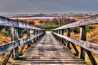Photograph - Bridge To Nowhere Tm by Michael Damiani