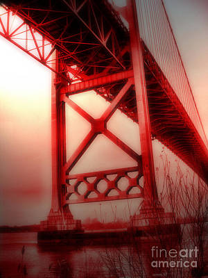 Photograph - Bridge To Oblivion by Heather King
