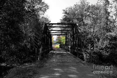 Photograph - Bridge To Oz by Rick Lipscomb