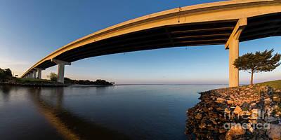 Lady Bug - Bridge to Port St Joe, Florida by Twenty Two North Photography