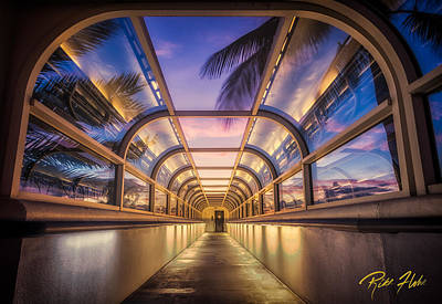 Photograph - Bridge To The Beach by Rikk Flohr