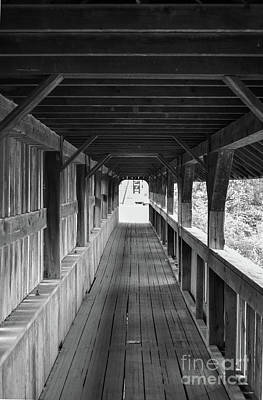 Photograph - Bridge To The Light by Kevin Fortier