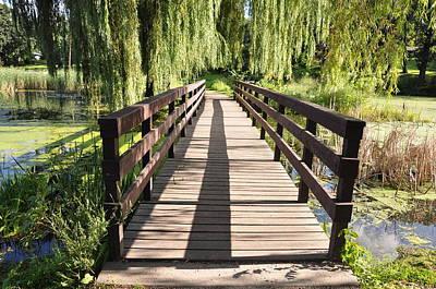Bridge To Tranquillity Art Print
