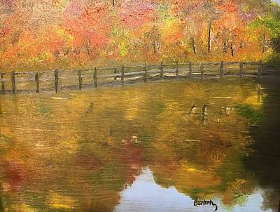 Painting - Bridge Too Far by David Bartsch