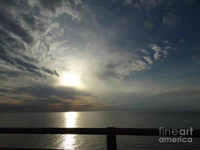 Photograph - Bridge Under Beautiful Sky by Joseph Baril