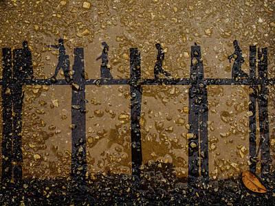 Photograph - Bridge Walk by Randy Sylvia
