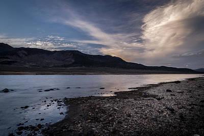 Photograph - Bridgeport Reservoir by Cat Connor