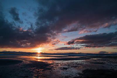 Photograph - Bridger Bay Sunset by Justin Johnson