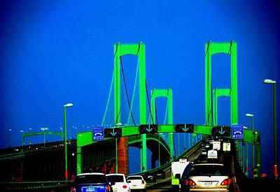 Bridges 1x2010b Art Print