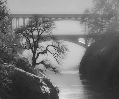Photograph - Bridges Over The Klickitat 2 by Angie Vogel