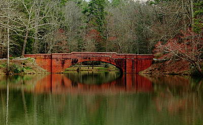 Photograph - Bridges To Cross by Allen Nice-Webb