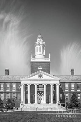 Special Occasion Photograph - Bridgewater State University Boyden  by University Icons