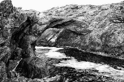 Photograph - Bridging The Turbulence by Donna Blackhall