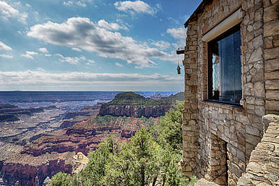 Photograph - Bright Angel Point by Susan Rissi Tregoning