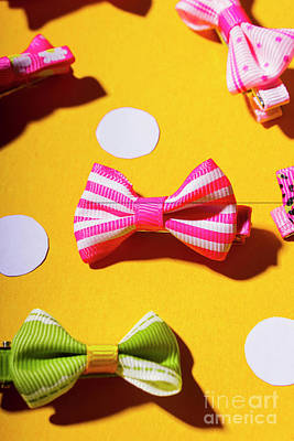 Knot Photograph - Bright Bow Tie Gallery by Jorgo Photography - Wall Art Gallery
