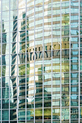 Photograph - Bright City 3 by Werner Padarin