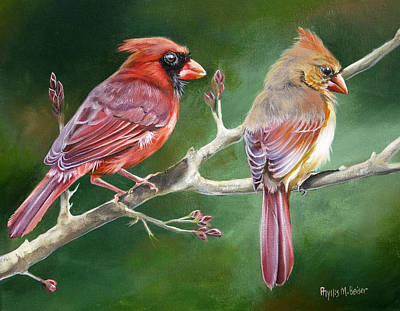 Painting - Bright Hopes by Phyllis Beiser