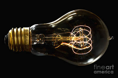 Photograph - Bright Idea by Mark Miller