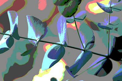 Designers Choice Digital Art - Bright Leaf by Don  Wright