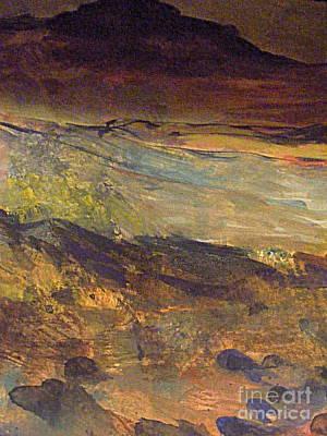Painting - Bright Lights Up Ahead by Nancy Kane Chapman