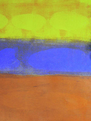 Painting - Bright Night by Jacklyn Duryea Fraizer