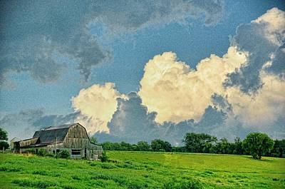 Photograph - Bright Skies by Jan Amiss Photography