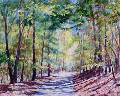 Painting - Bright Sunshiny Day by Bonnie Mason