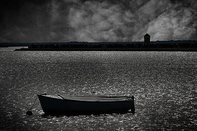 Essex Wall Art - Photograph - Brightlingsea Essex by Martin Newman
