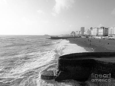 Photograph - Brighton by Karina Plachetka