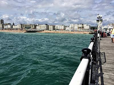 Photograph - Brighton by Lora Lee Chapman