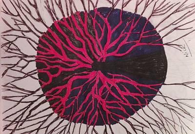 Painting - Brigther Brain by Jesus Nicolas Castanon