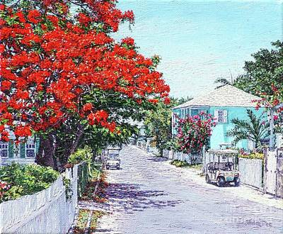 Painting - Briland Today by Eddie Minnis