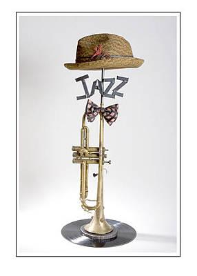 Bring That Jazz Print by Benjamin Bullins
