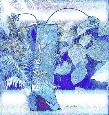 Digital Art - Bring Wonderland Home   4 by Iris Gelbart