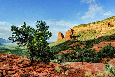Photograph - Brins Mesa 04-019 by Scott McAllister