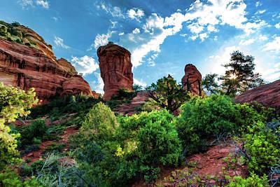Photograph - Brins Mesa 04-121 by Scott McAllister
