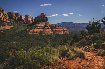 Superhero Ice Pops - Brins Mesa Trail Vista by Andy Konieczny