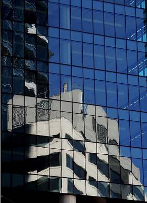 Photograph - Brisbane Reflections by Denise Clark