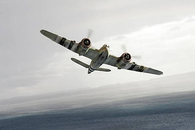 Photograph - Bristol Beaufighter Tfx by Gary Eason