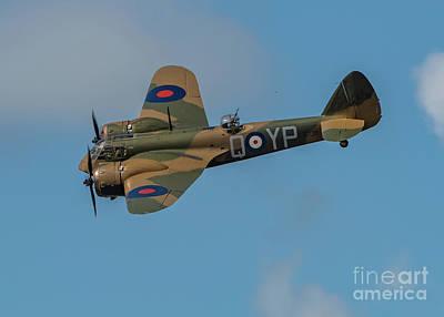Photograph - Bristol Blenheim Mk.1 by Adrian Evans
