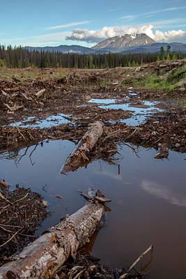 Photograph - British Columbia Cc by Ryan Heffron