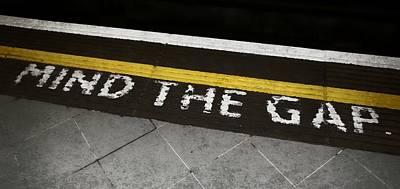 Photograph - British Gap by JAMART Photography