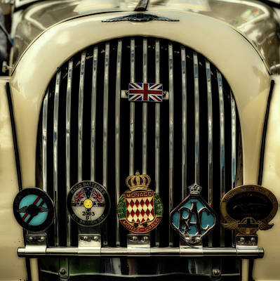Photograph - British Motoring by Nick Bywater