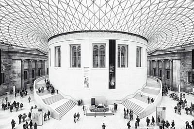 Photograph - British Museum by James Billings