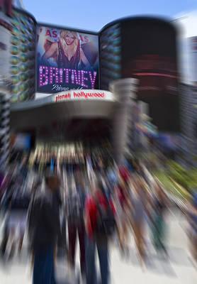 Britney Art Print