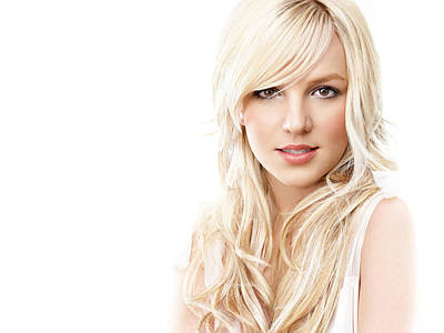 Britney Spears Photograph - Britney Spears 29 by Mery Moon